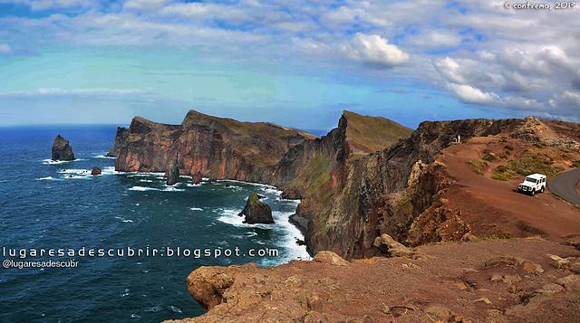 Ponta de São Lourenço (Caniçal, Madeira)