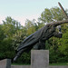 Monument to the Spanish Civil War - Volkspark Friedrichshain