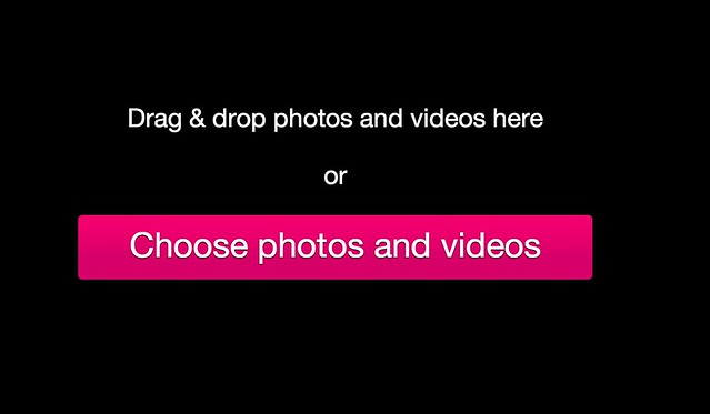 Tip #2, Flickr is Your New Cloud Photo Back Up
