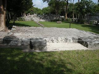 El Meco görüntü. mexico ruins pyramid maya scenic mayan cancun archeological elmeco