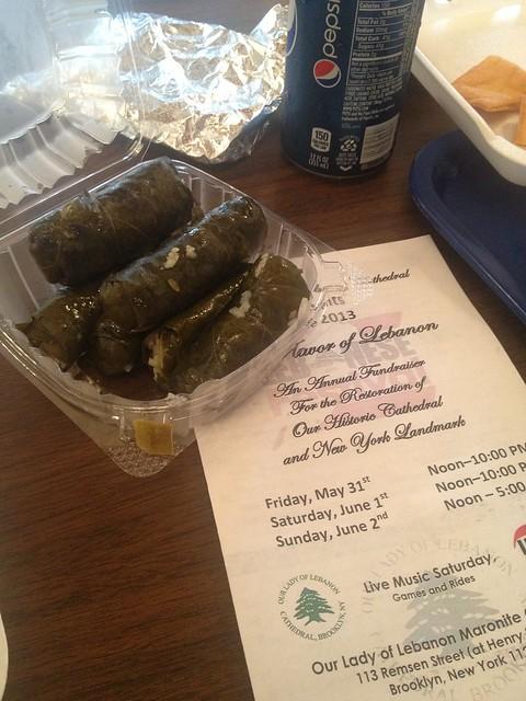 Lebanese Food Festival - 2013