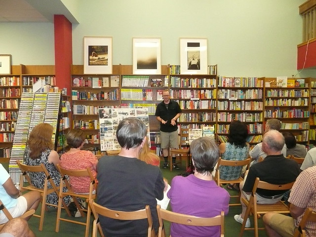 Talk at Avid Reader June 8th 2013