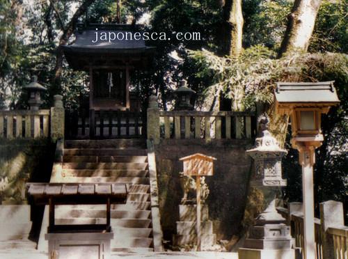 Templos sintoístas japoneses