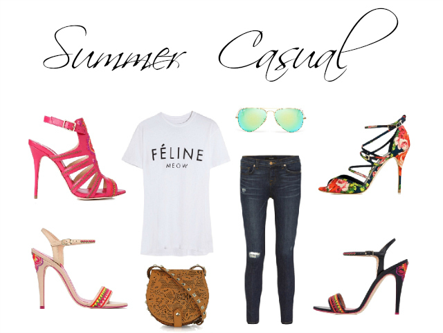 Current Picks Summer Casual