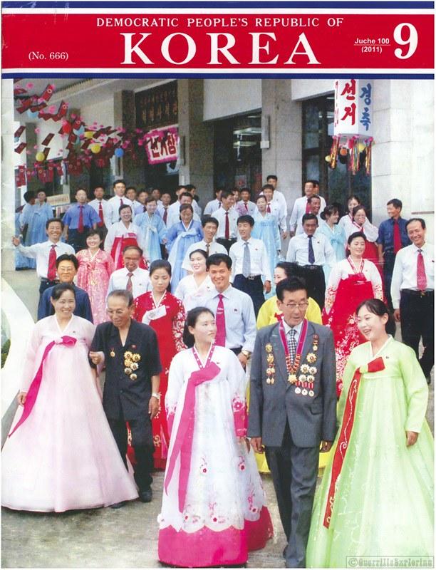 DPRK-Koreamag