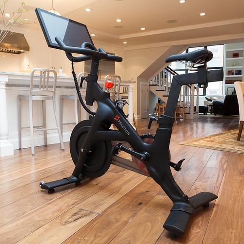 santé vélo appartement