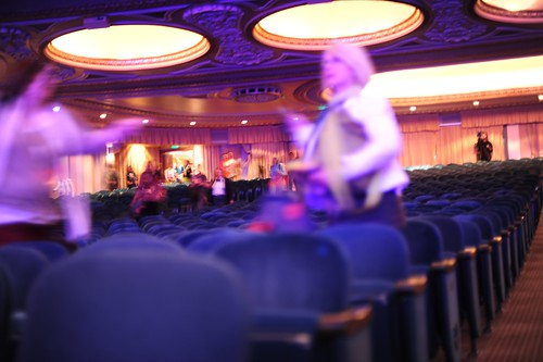 The doors open at WDS 2013