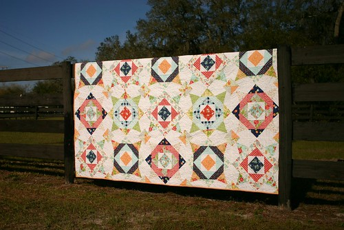 Introducing the Ferris Wheel Quilt!