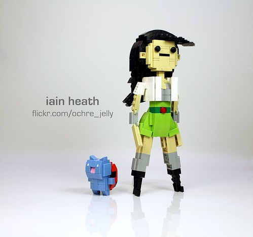 Bravest Warriors is 9000% sexier in LEGO!