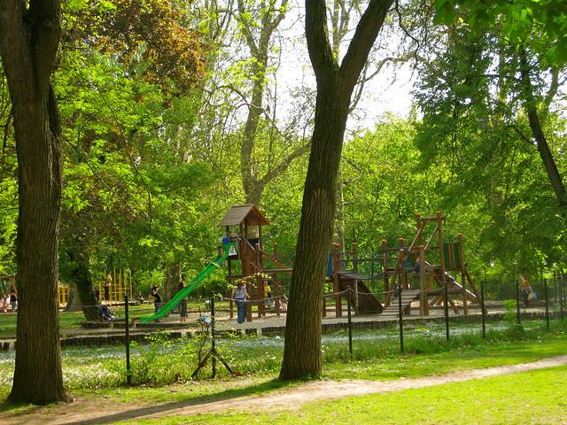 Budapest City Park: Varosliget
