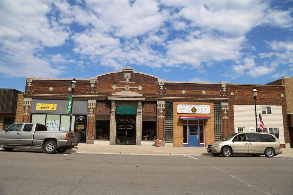 Forest City Iowa, Winnebago County IA   Google Map Wikipedia