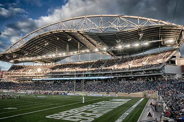 Investors Group Field, Winnipeg