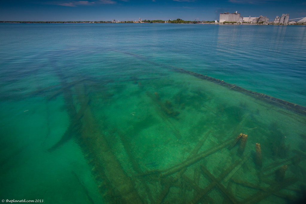 Glass Bottom Boat Michigan