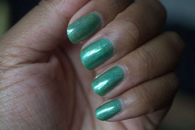Literary Lacquers Green Gables nail polish