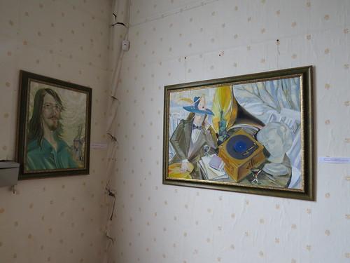 Aleksander Pushkin: Pushkin kuulab Shaljapinit + Mina, tuuleveskitega võitleja