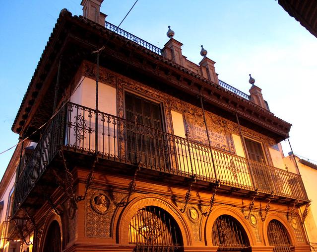 Roteiro por Sevilha