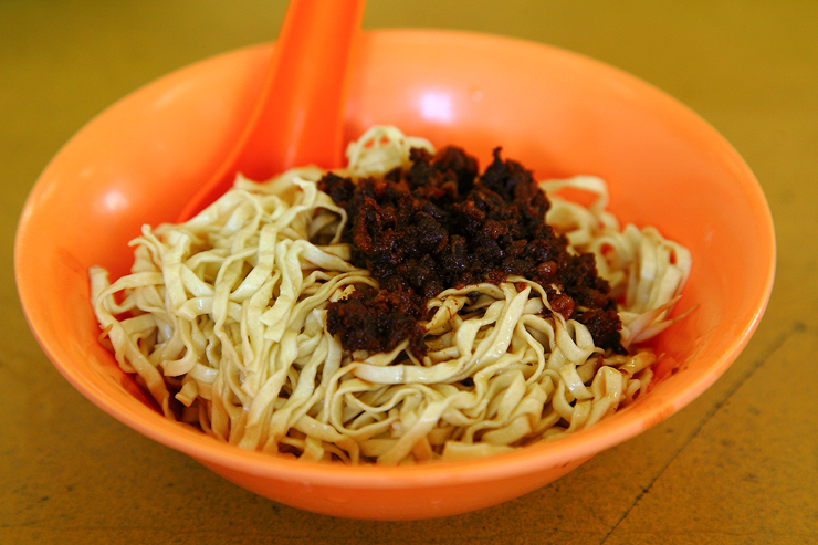 Hugh Low Street Hakka Mee