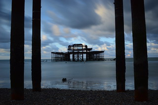 West Pier Sunrise