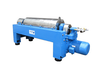 KOSUN LW Series Horizontal Centrifuge - solids control equipment for well drilling