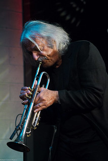 "Enrico Rava at the ""Jazz l'F"""