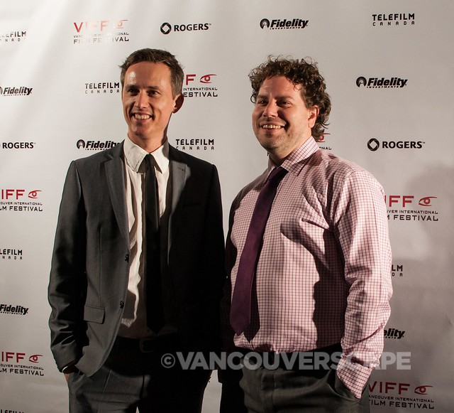 Holloman and Lawrence's Daniel Arnold and Matt Hewkowalchuk