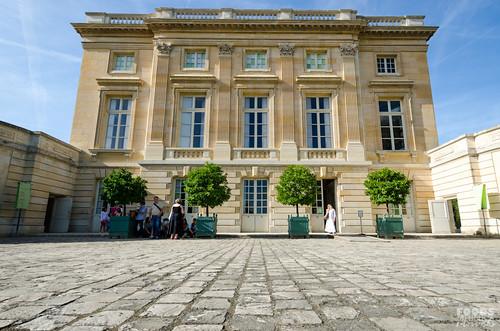 Versailles - Marie Antoinette's Residence