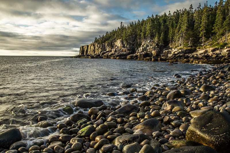 Top 10 US National Parks: Acadia National Park Daybreak