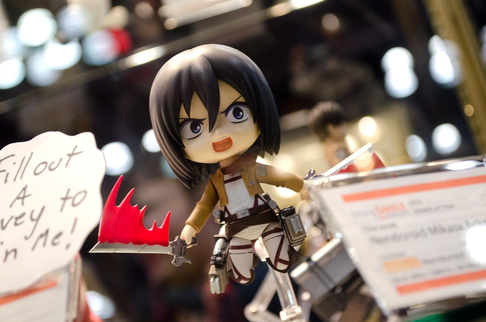 Mikasa Nendoroid