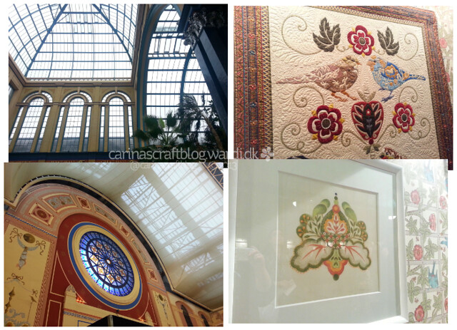 Knitting And Stitching Show Alexandra Palace 2017 : Carinas Craftblog: Knitting & Stitching Show