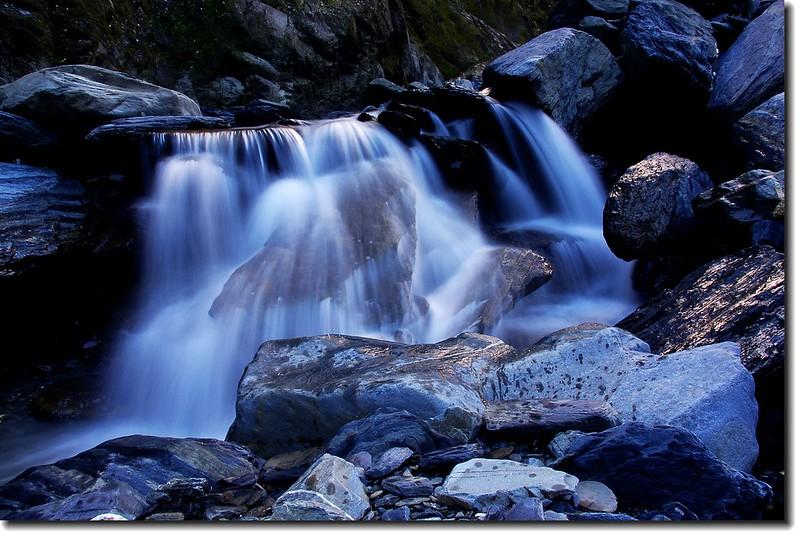 流瀑(中央尖溪) 4