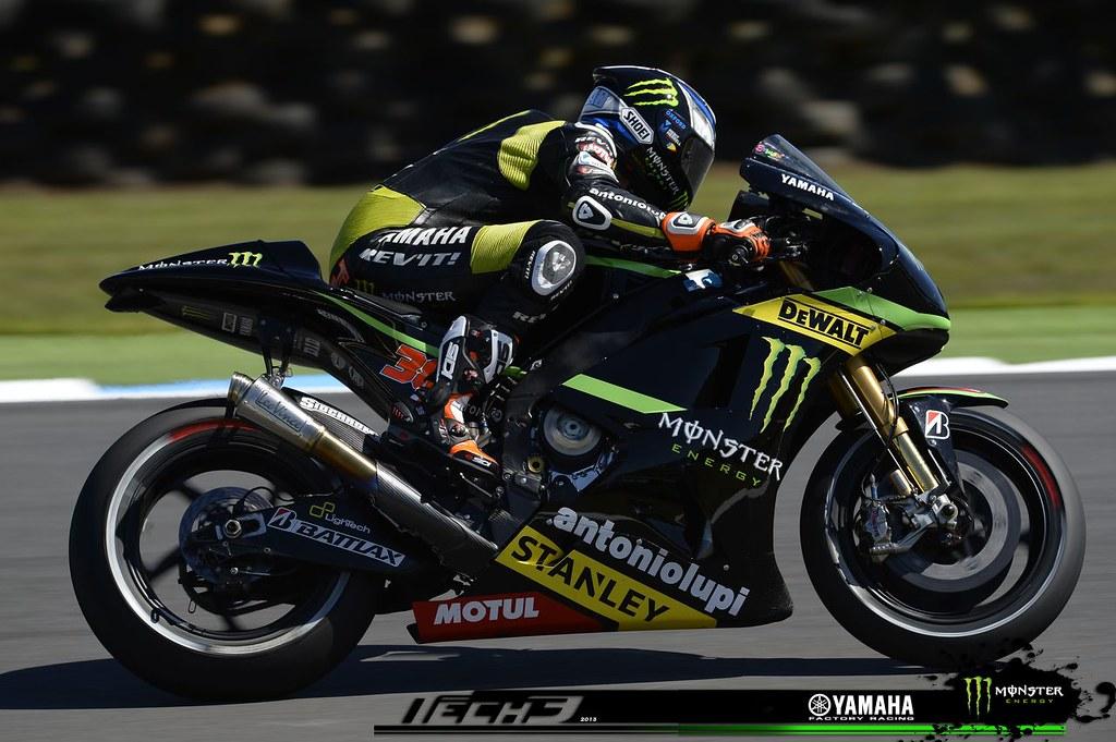 Leovince en MotoGP avec Tech3