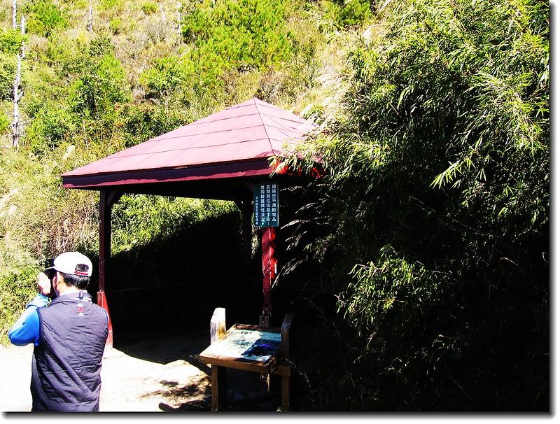 孟祿亭(elev. 2838 m)