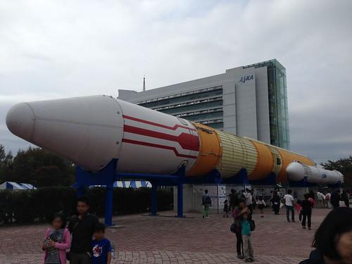 ロケット広場