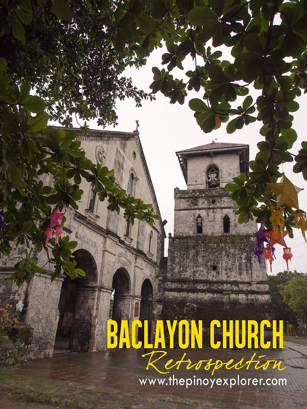 Baclayon Church retrospection