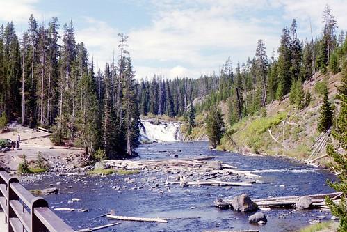 Lewis & Clark Falls