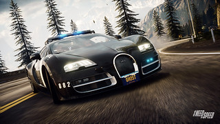 Need for Speed Rivals Bugatti-Veyron