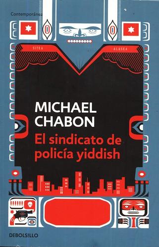 Portada del libro. El sindicato de policía yiddish