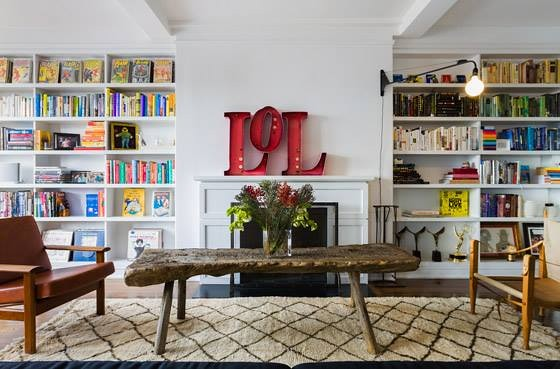 Living After Midnite: Room for Style: An Eclectic Look