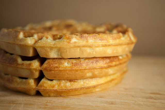 Fluffy Buttermilk WafflesIMG_7871