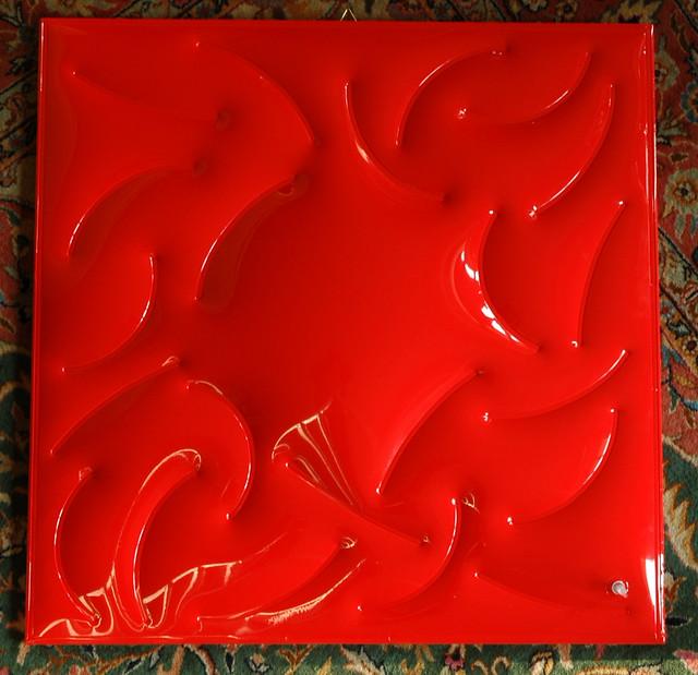 70x70 rosso cas