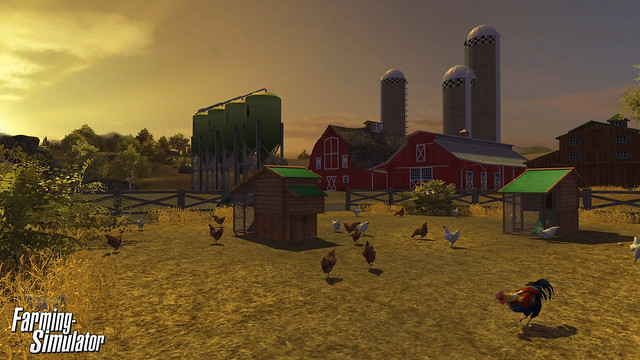 Farming Simulator on PS3