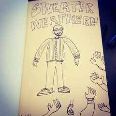 Neglected to post this last week #sweaterweather #msaed