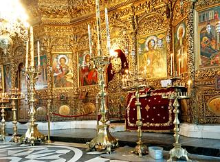 "Bulgaria-03048 - Inside the Main Church ""The Nativity of the Virgin"""