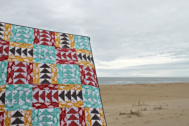 A Soaring High Quilt : :