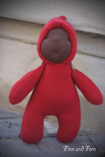 Peter - a 9 inch Waldorf Inspired Doll