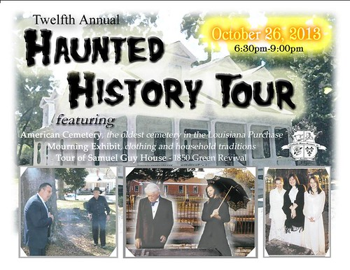 IotW 10-28-13: The Real Haunted History Tour