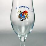 ベルギービール大好き!!【マック・シュフの専用グラス】(管理人所有 )