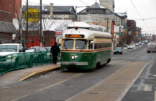 Philadelphia S Streetcars Old But Interesting