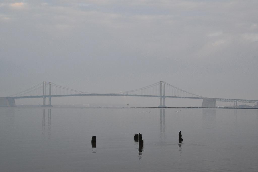 Delaware Memorial Bridge closed on peak traffic day