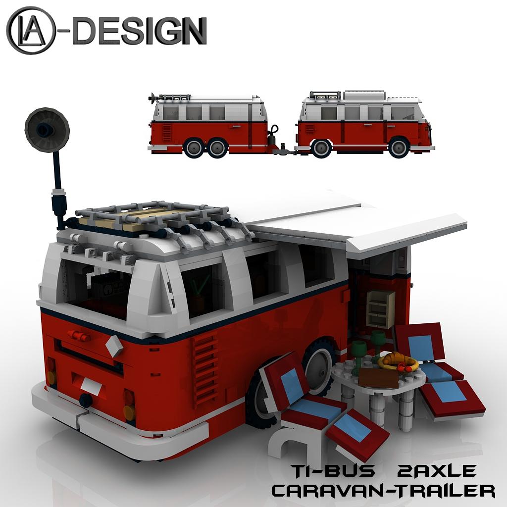 lego 10220 t1 bus wohnwagen camper trailer 12 a photo on. Black Bedroom Furniture Sets. Home Design Ideas